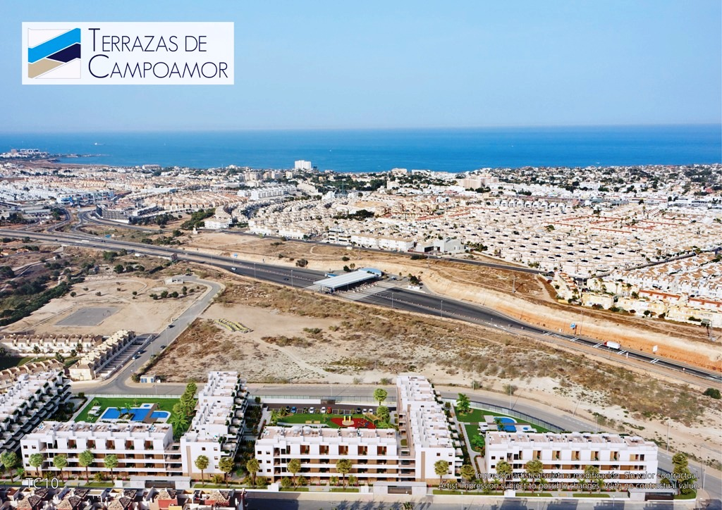 2 Bedroom Apartment For Sale In Campoamor Sell Property Fast